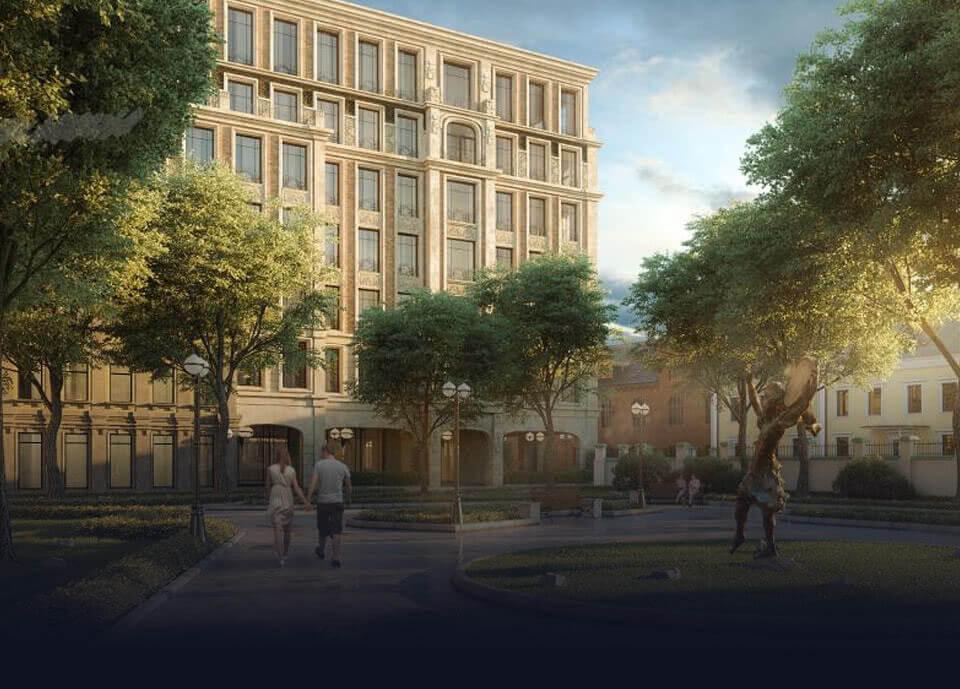 Инвестиции в недвижимость на этапе строительства