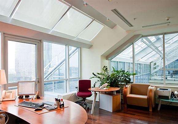 Офис агентства элитной недвижимости Dax Realty